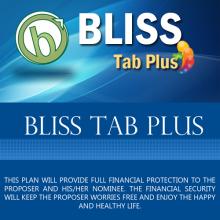 BLISS Tab Plus