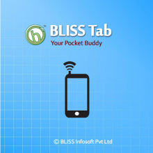 BLISS TAB - Android Application
